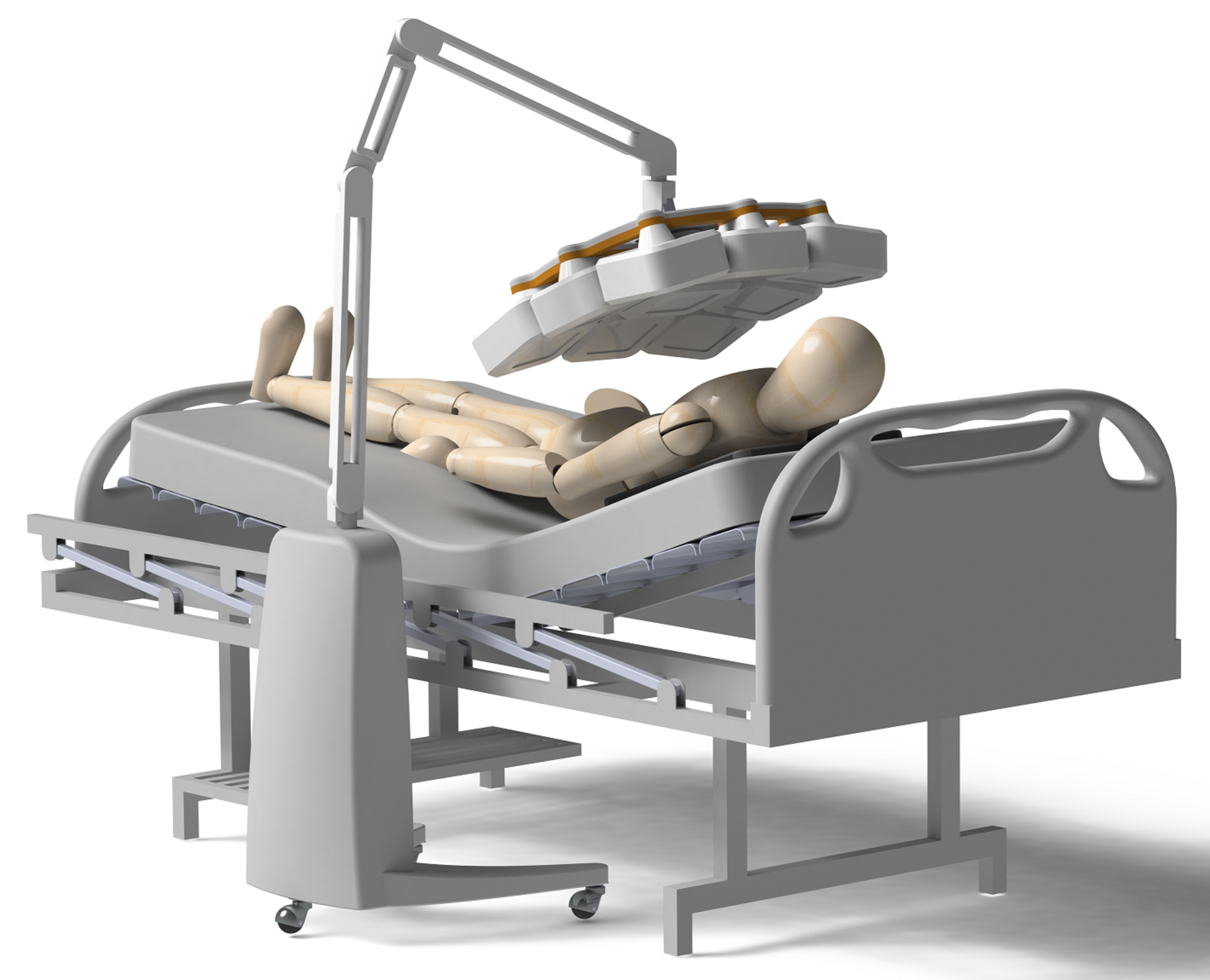 Adaptix is developing a bedside 3D X-ray machine
