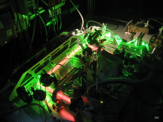 Cold plasma tested on ISS