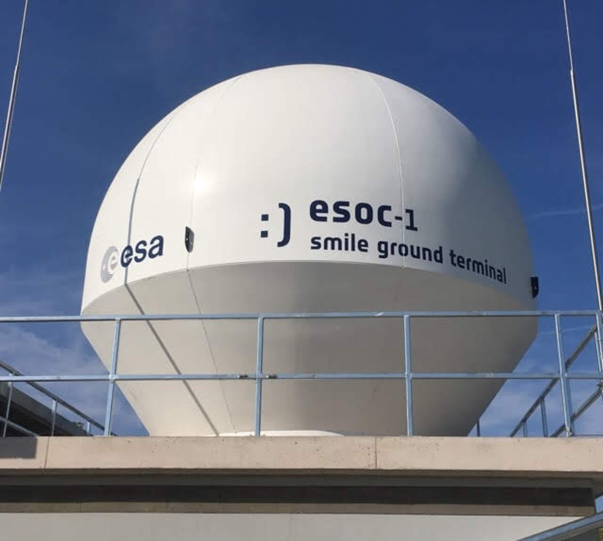 SMILE! ESA's mini-mission control facilities now open to the public