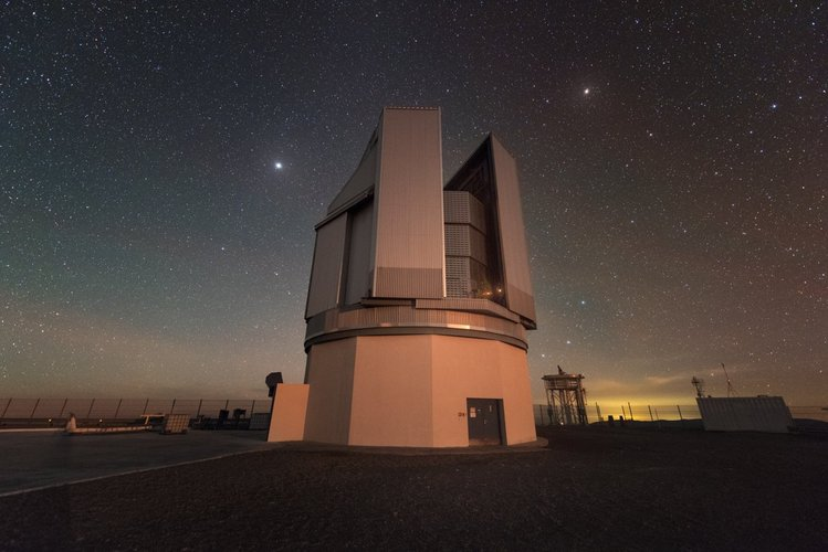 ESO's VLT Survey Telescope