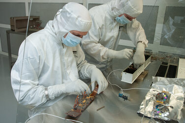ExoMars camera assembly