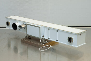 ExoMars PanCam fully assembled