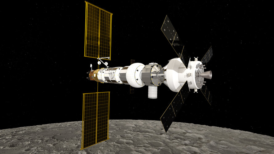 Positive signs for Europe as ESA goes forward to the Moon
