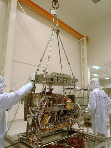Moving the ExoMars Analytical Laboratory Drawer