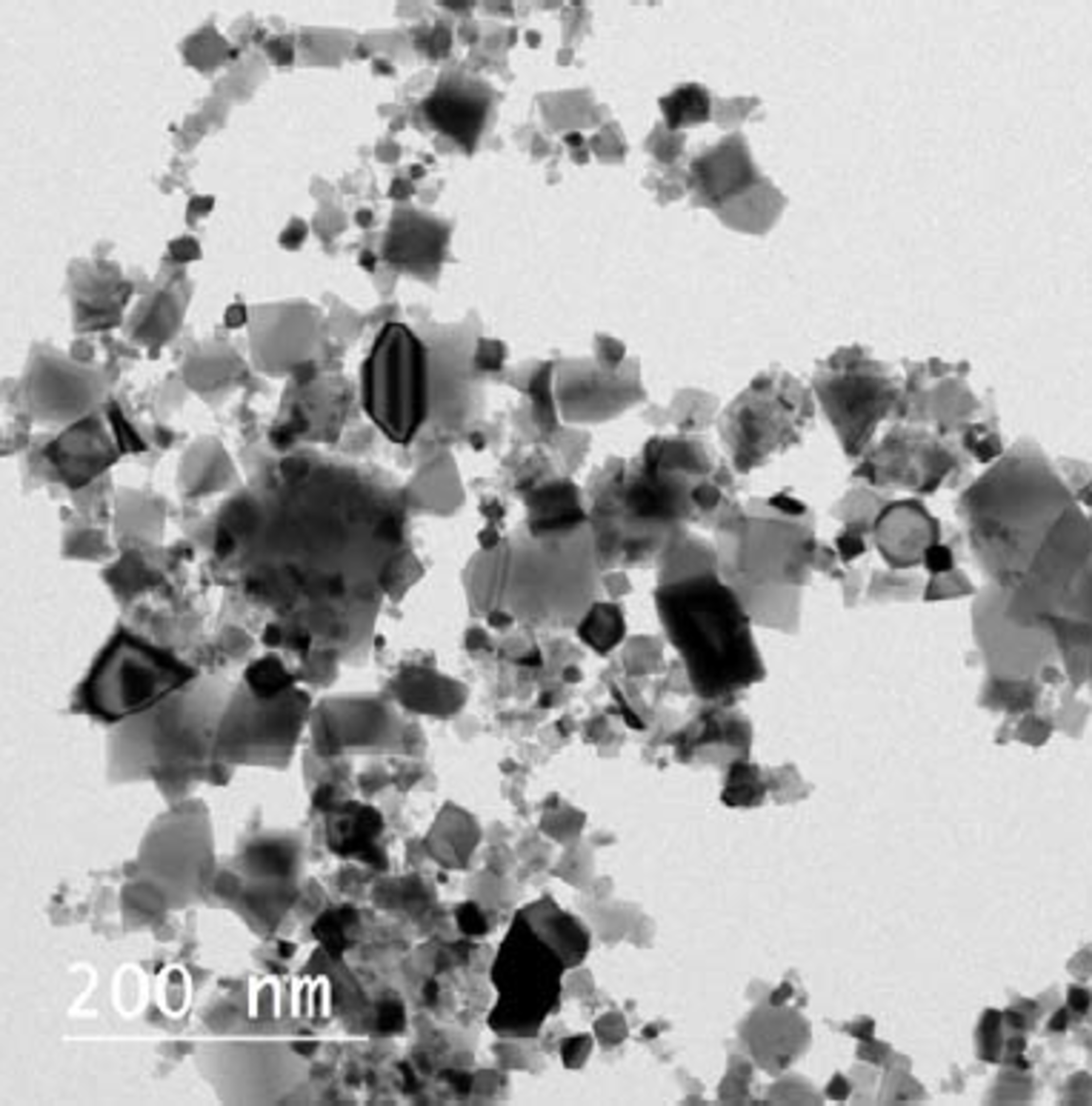 Nanoceria particles