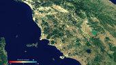 Monitoring Earth's shifting land