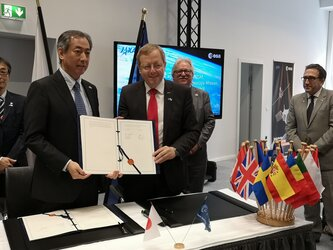 ESA and JAXA join forces