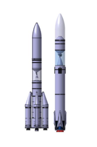 Launch vehicle concepts