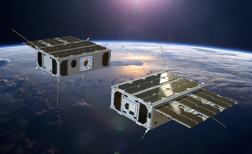 RACE double CubeSat mission