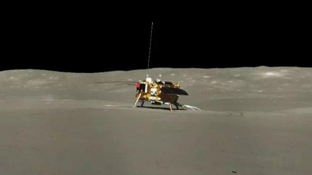 ESA microchip on Moon