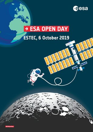 October's ESA Open Day looks to the Moon