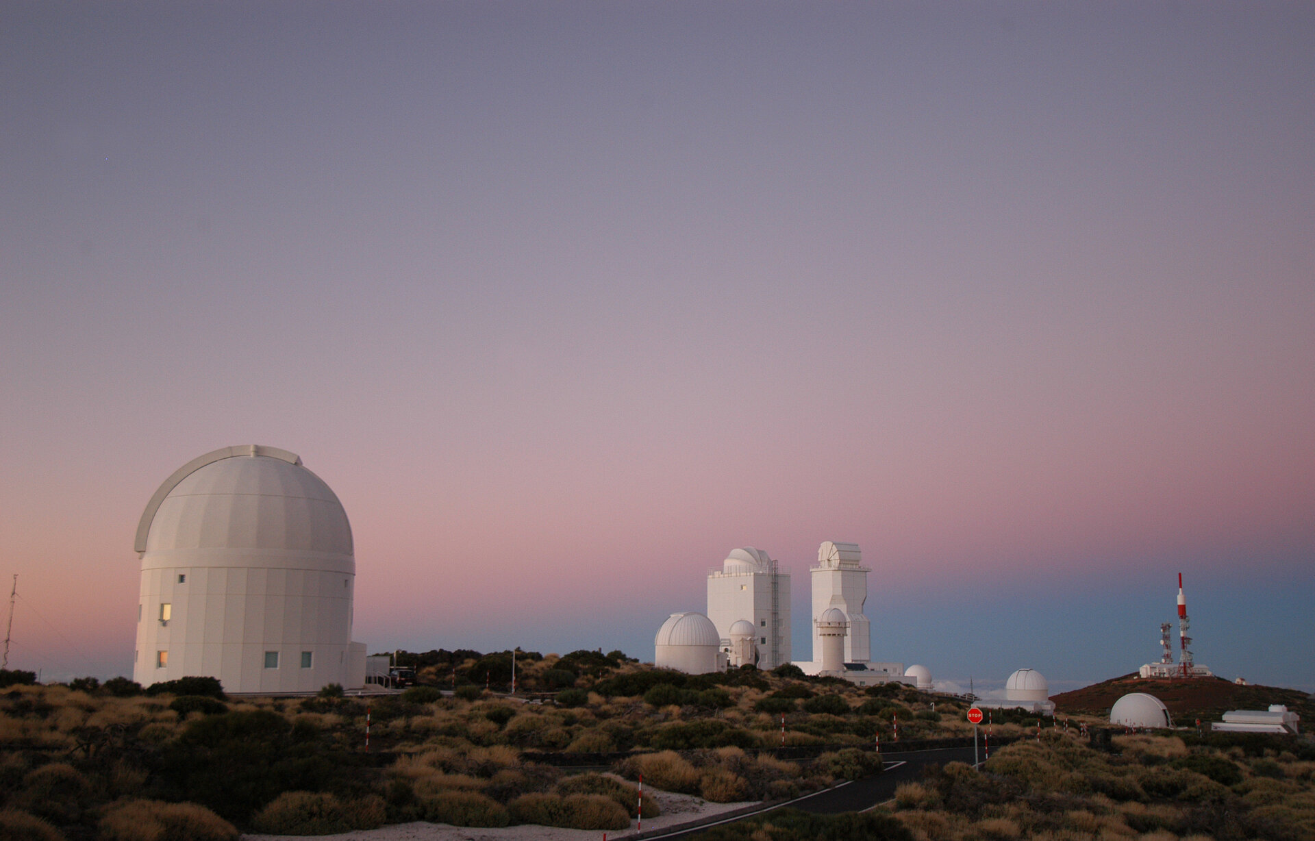 The Teide Observatory – ESA's wandering eye