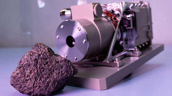 Martian meteorite on Earth calibrates camera bound for Mars