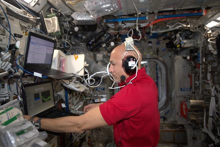 Spacewalks, science and Beyond