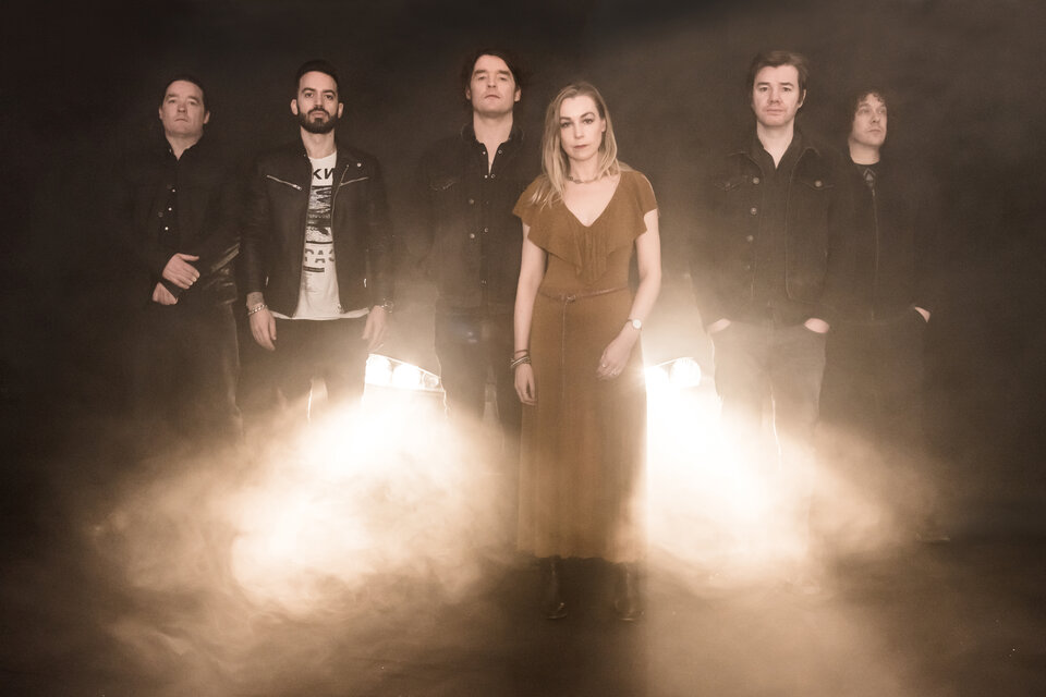 Headliners Anathema have created a special finale they are calling 'The Space Between Us' – a unique, space-themed set with visuals created in collaboration with ESA