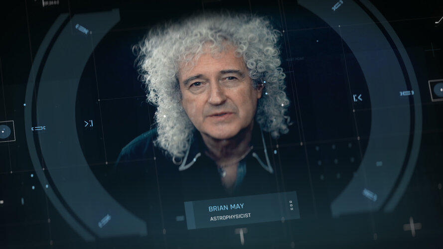 Brian May, Astrophysicist and Rockstar