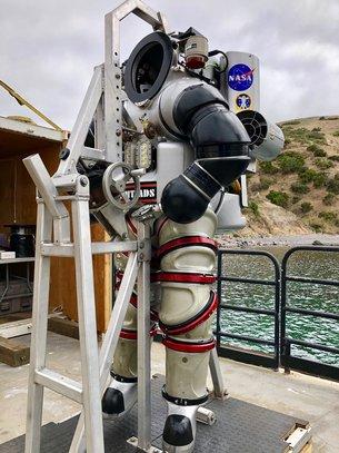 Thomas Pesquet on a new underwater lunar adventure
