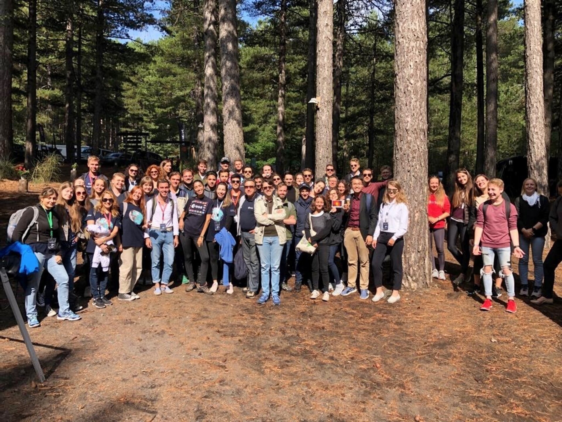 2019 Summer Course Group Picture