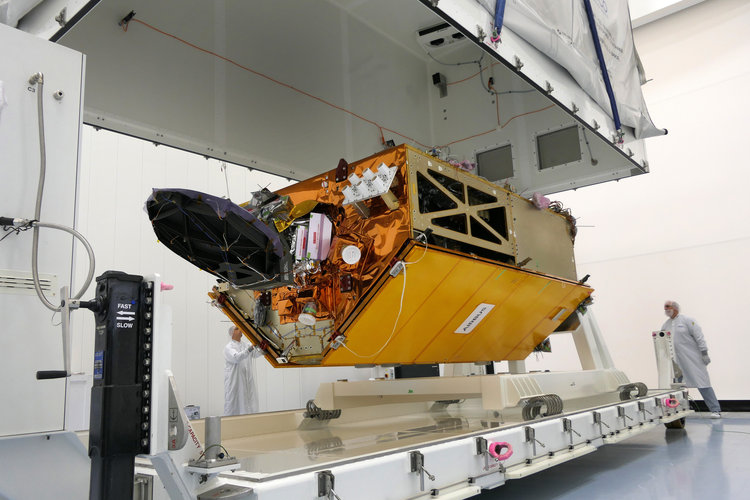 Copernicus Sentinel-6A ready for testing
