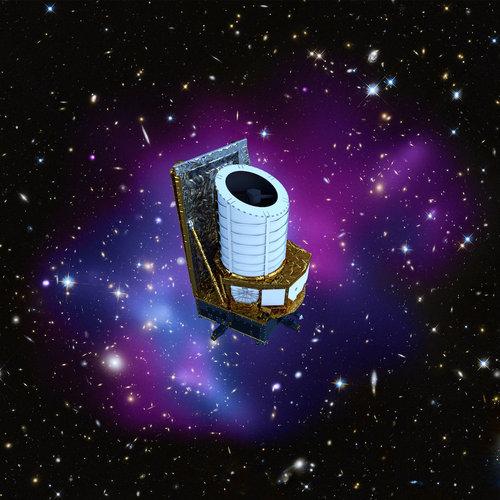 """Euclid: Die Satellitenmission zur """"dunklen Seite"""" des Universums"""