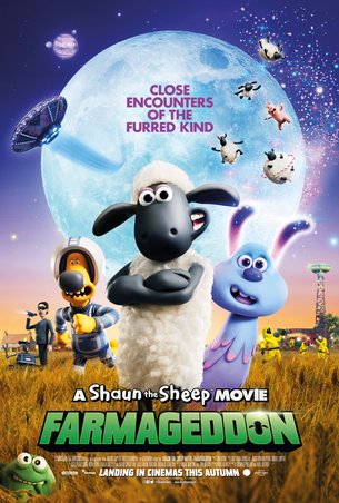Paxi invited to Shaun the Sheep premiere