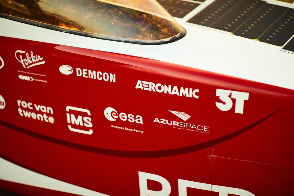 Esa Solar Racing With Plenty Of Juice