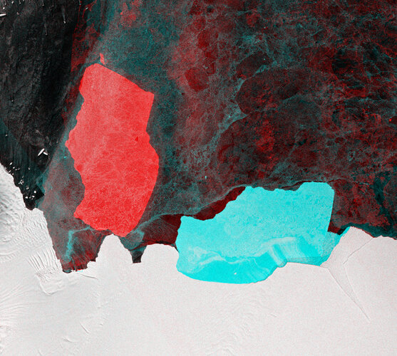 D28 iceberg