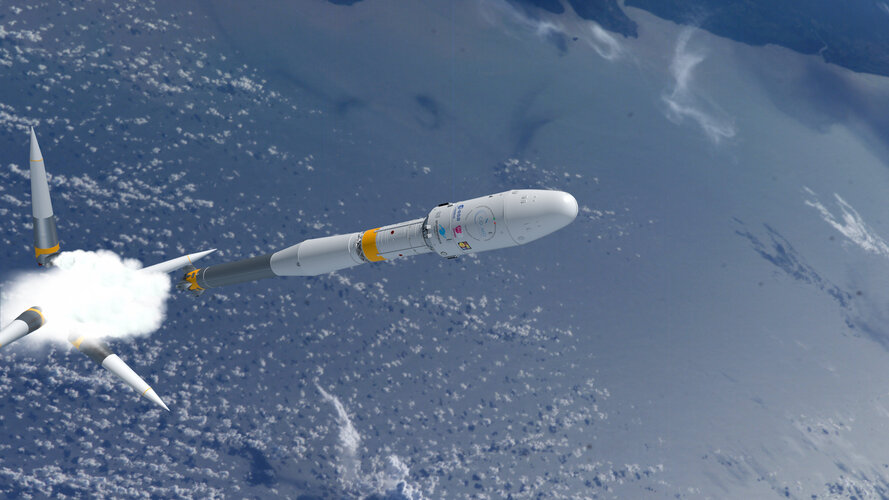 Watch Cheops launch live