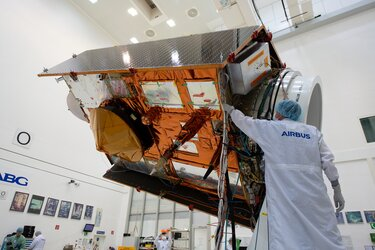 Copernicus Sentinel-6 on display