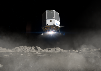 European Large Logistics lander landing