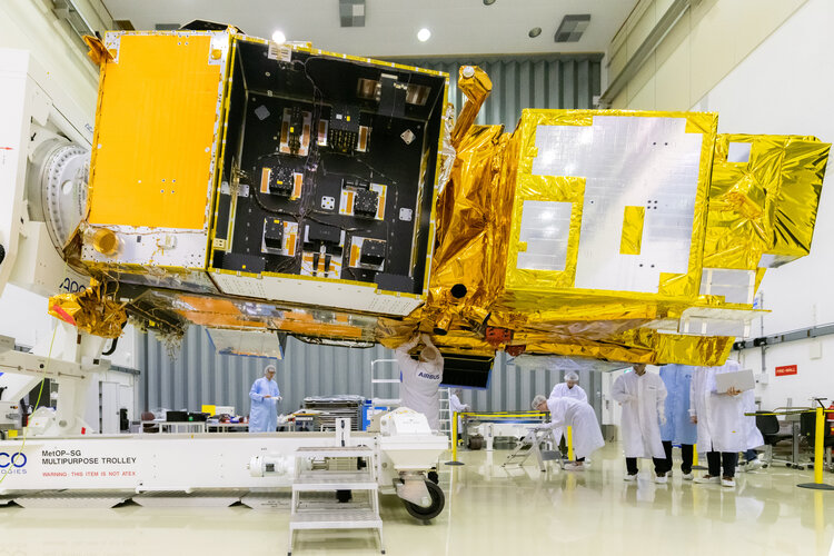 MetOp Second Generation