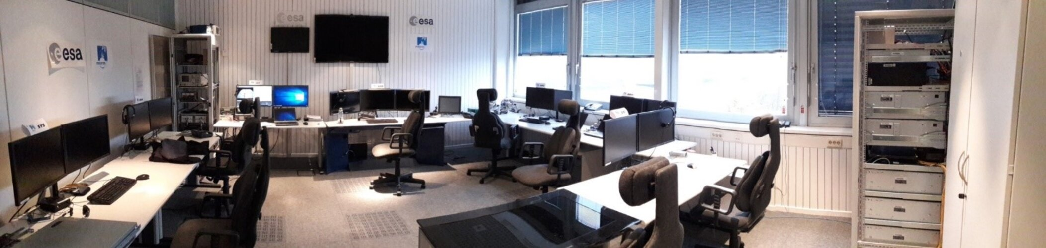 OPS-SAT's mission control