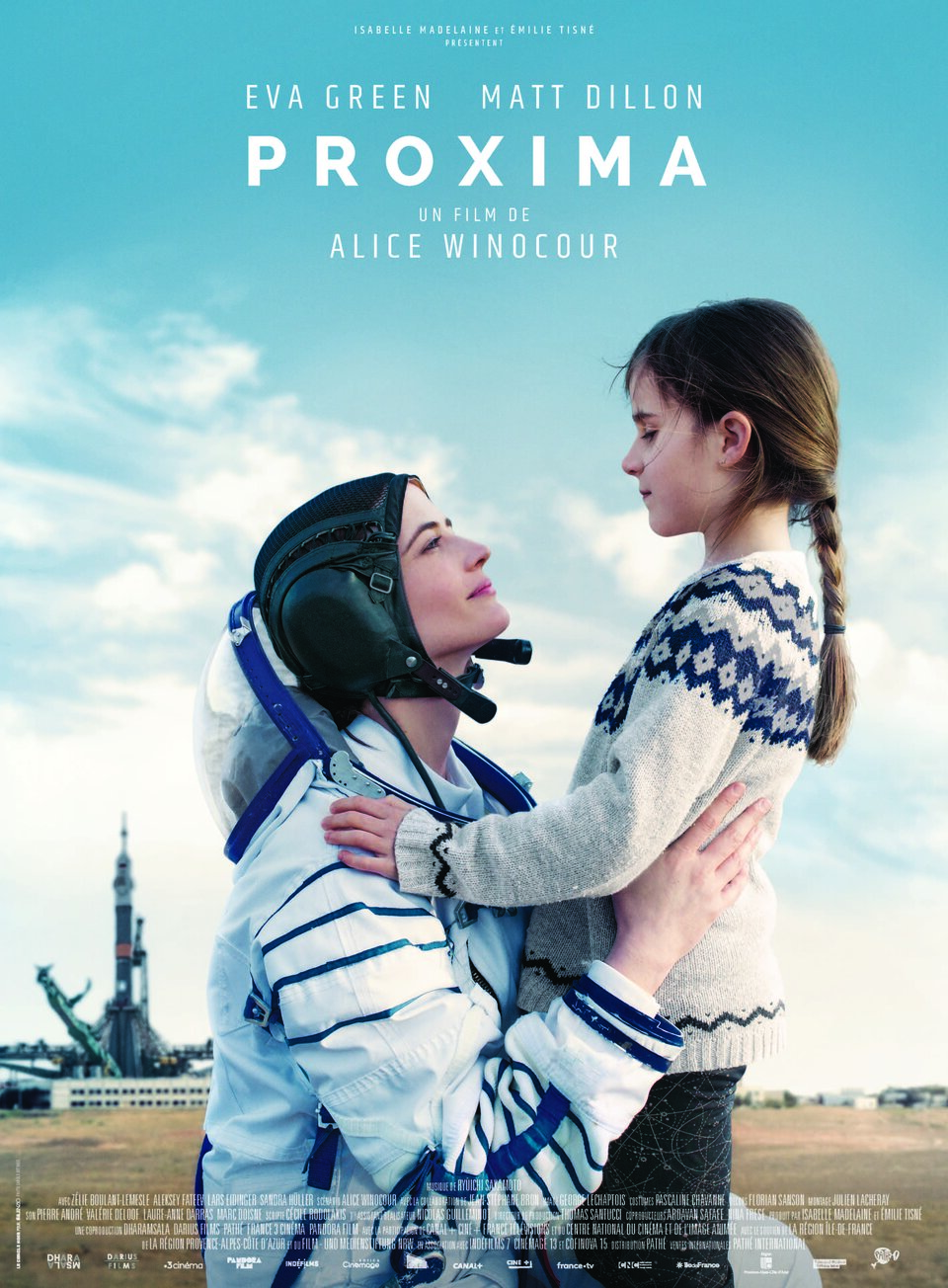 Proxima film promotional poster
