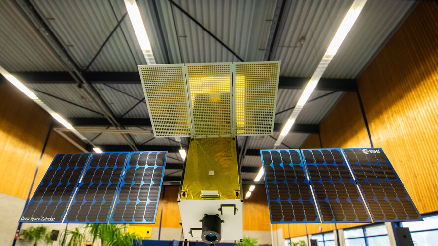 This M-Argo CubeSat is among a flotilla of CubeSats planned after Space19+