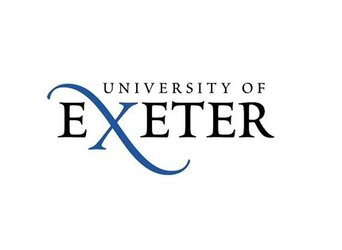 University of Exeter logo for link