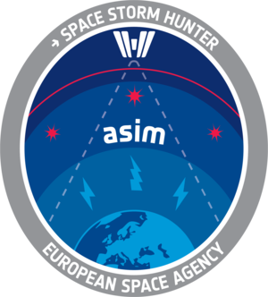 Atmosphere–Space Interactions Monitor logo