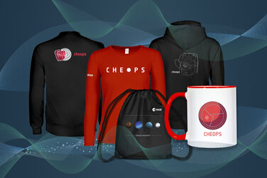 Cheops merchandise