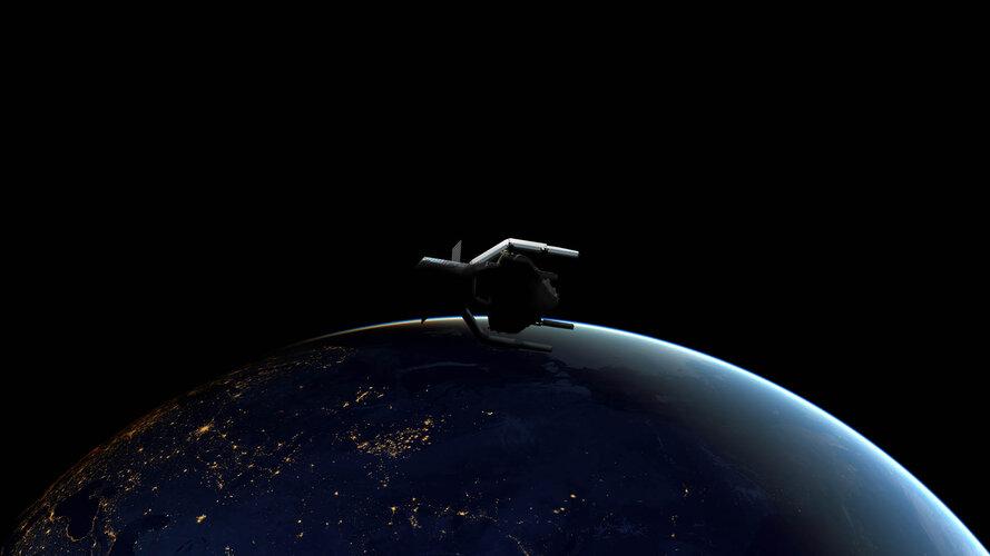L'ESA et ClearSpace SA signent un contrat pour la première mission au monde d'enlèvement d'un débris