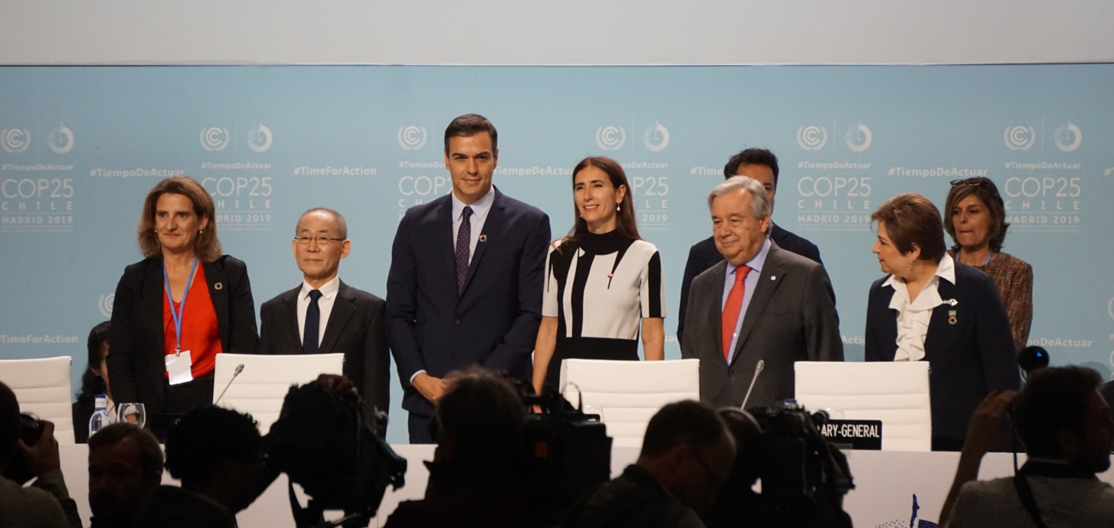 COP25 Madrid – Opening Ceremony