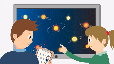 Exoplanets for kids
