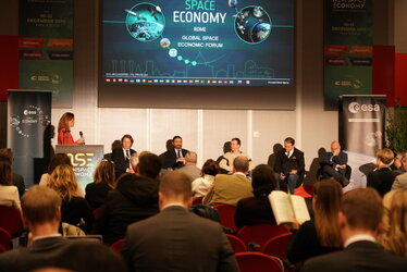 New Space Economy European Expoforum