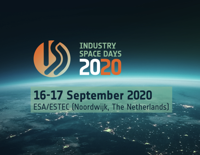 Industry Space Days 2020