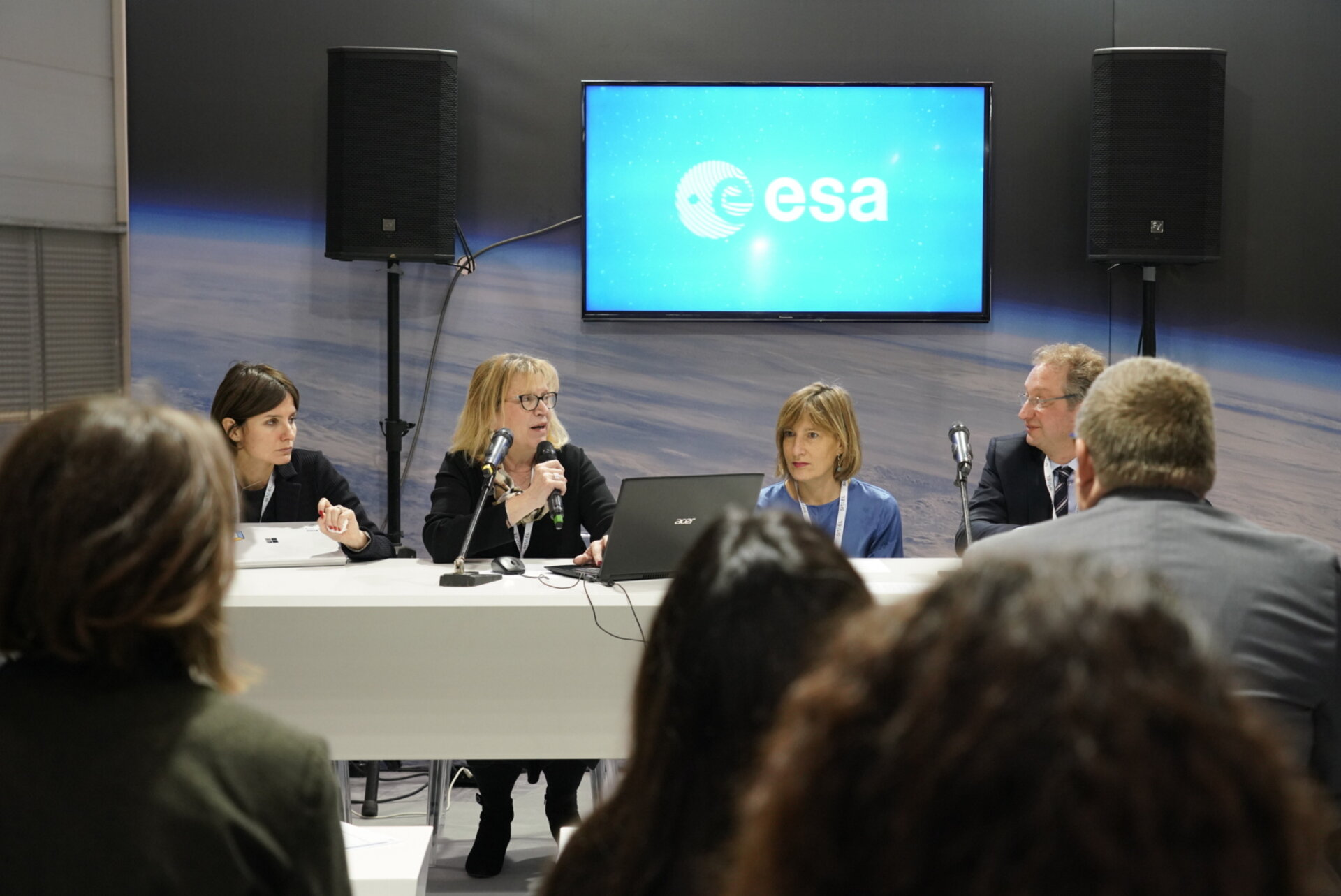 ESA's toolbox to support a sustainable development of the European space industrial basis session