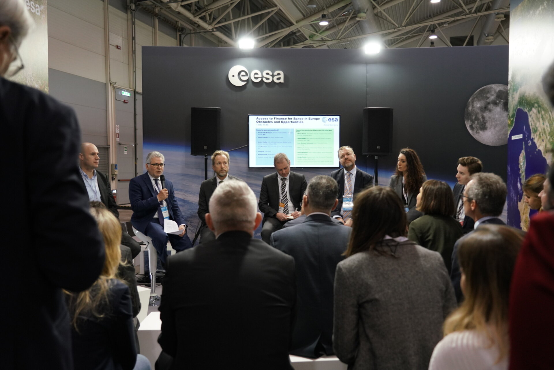 Access to finance for space in Europe