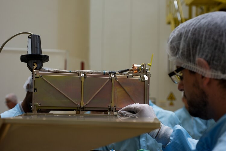 Sandbox satellite to test operations innovations in space