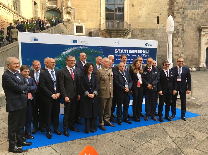 States General for Space, Security and Defence event