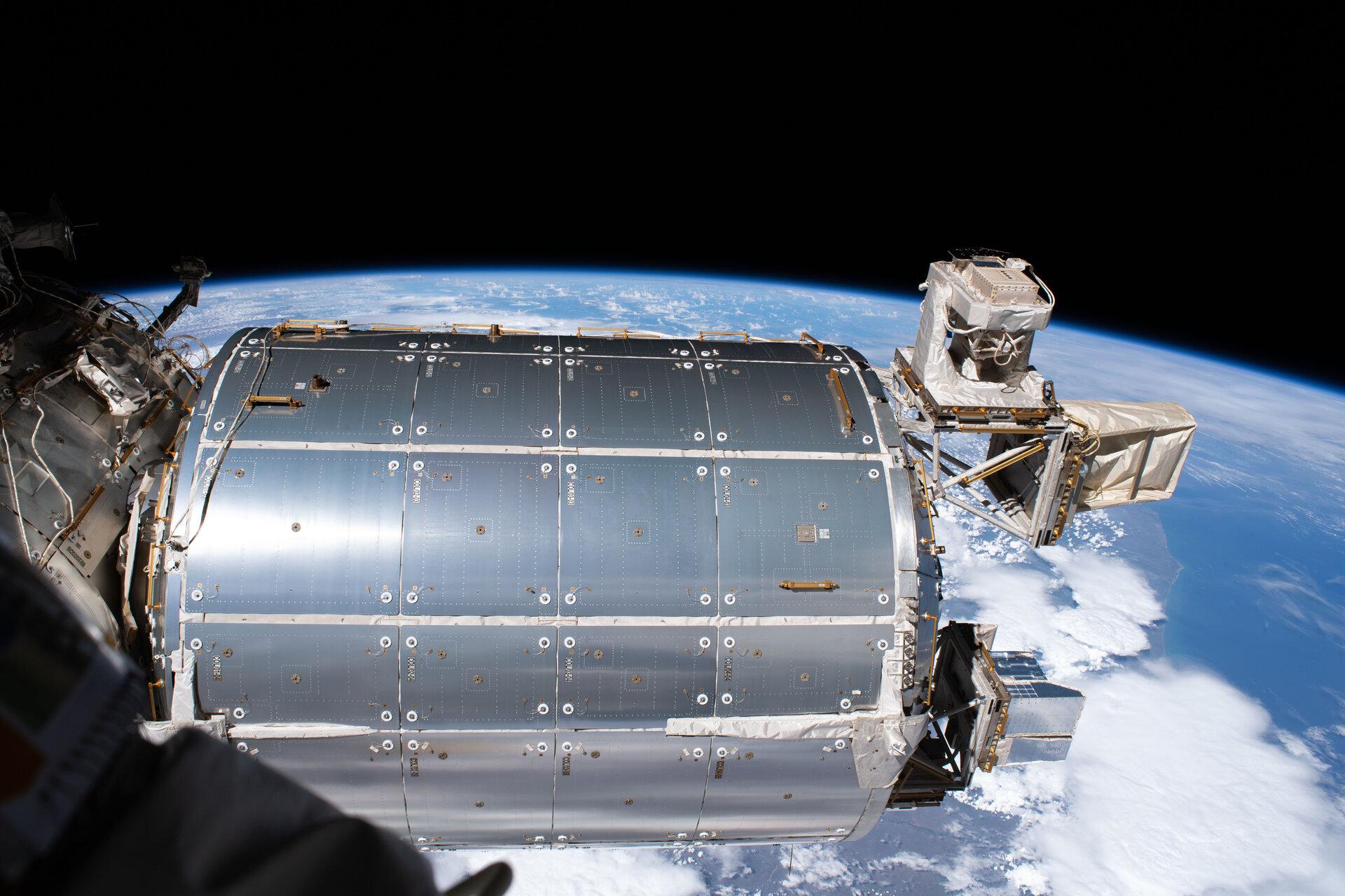 ESA, ISS'nin dünyaya olan internet bağlantısını yükseltiyor