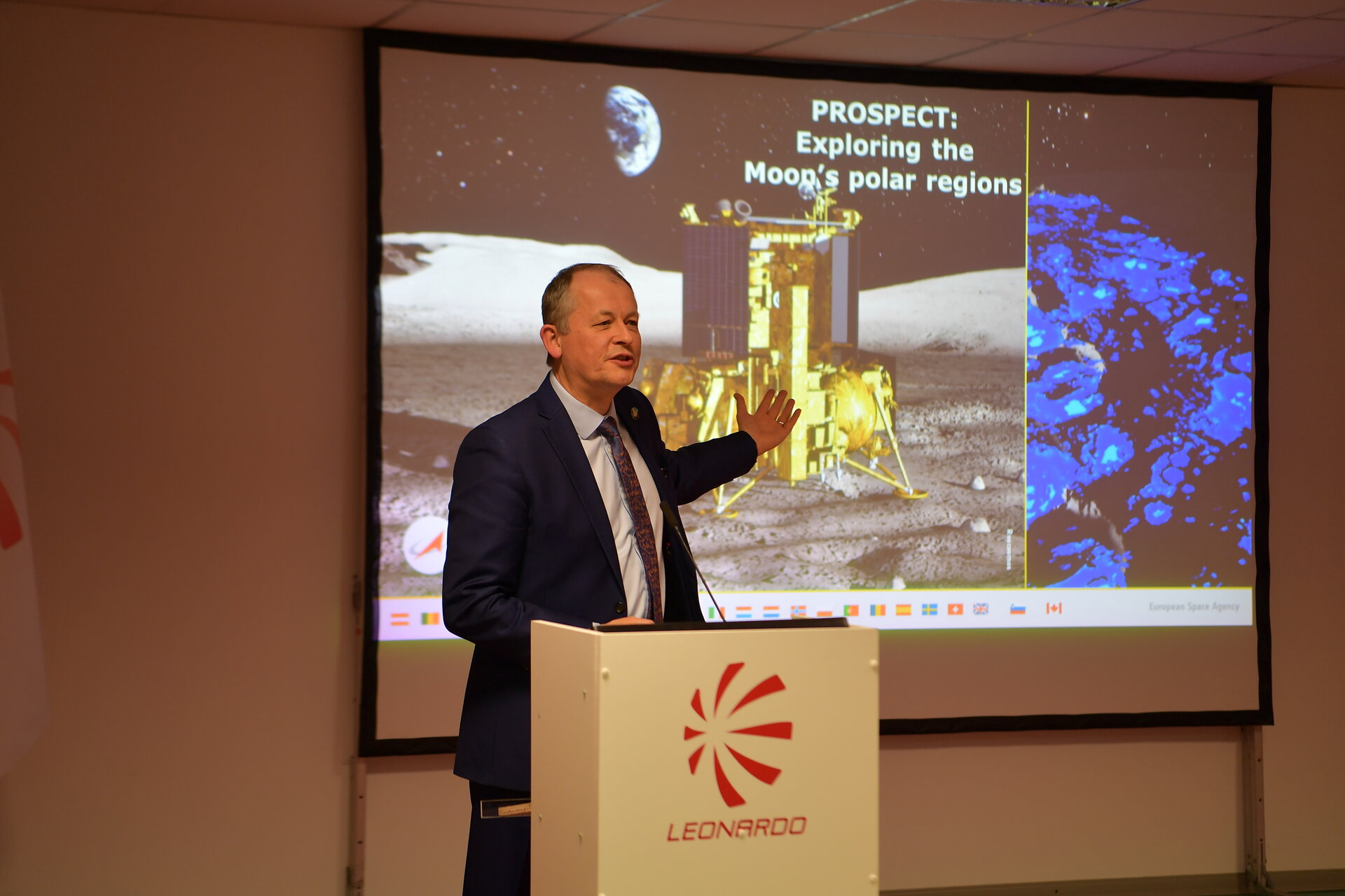 European industry cooperation for the Moon