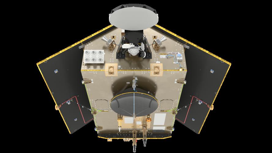 Sentinel-6 satellite renamed in honour of renowned US scientist
