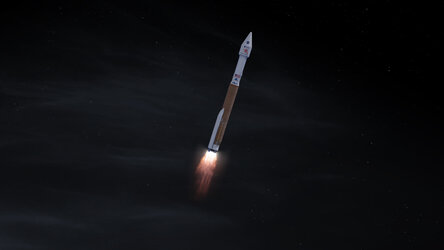 Solar Orbiter launch